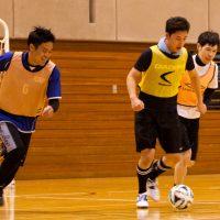 2016年12月25日(日)蹴り納め 庄和体育館のプレイレポート